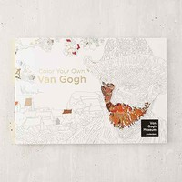 Color Your Own Van Gogh By Van Gogh Museum Amsterdam