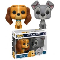 Lady & The Tramp | POP! VINYL [2 PACK]