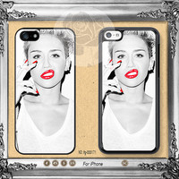 Miley Cyrus iPhone 5s case, iPhone 5C Case iPhone 5 case, iPhone 4 Case Miley Cyrus iPhone case Phone case ifg-000171