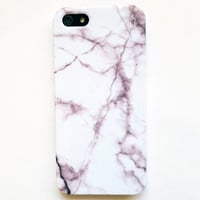 FREE SHIPPING fast delivery marble Iphone 4/4S/5/5S/5c/6/6+ plus/6S/6S+, Samsung Galaxy S4/S5/S6/S6 Edge, white marble phone case cover