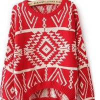 Aztec Sweater from Seek Vintage