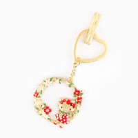 Hello Kitty Keyring: Woodland