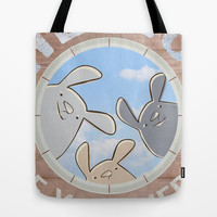 hello, are you there? Tote Bag by Artemio Studio
