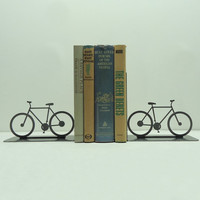 Bicycle Bookends - FREE USA Shipping