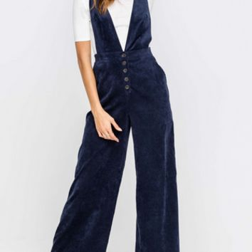 PILAR PINAFORE JUMPSUIT
