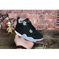 Air Jordan 4 ¡°Bred¡± Kid Shoes