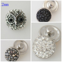 Snap button Mini or petite sized snaps for my small snap jewelry & fits small Noosa or Gingersnap style jewelry