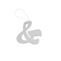 House Industries Ampersand Ornament