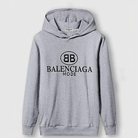 Balenciaga Women Men Fashion Casual Top Sweater Pullover Hoodie