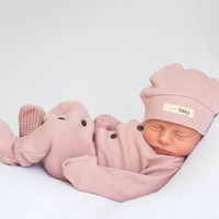 Organic Thermal Gloved- Sleeve Overall