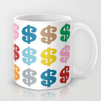 Colourful Money 48 Mug by Project M