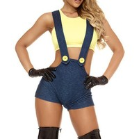 Desirable Me Character Costume
