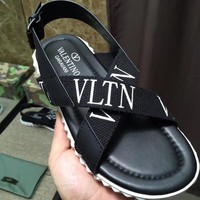 Valentino Men's Latest Beach Sandals!