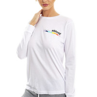 Stussy Womens, Color Bar Classic L/S Shirt - Stussy Womens - MOOSE Limited
