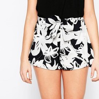 The Fifth The High Road Floral Shorts at asos.com