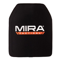 MIRA Tactical Level 4 Body Armor Plate