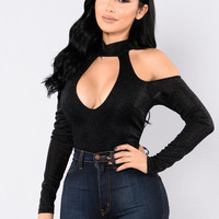 Limitless Bodysuit - Black