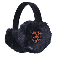 Chicago Bears Women's Faux Fur Ear Muffs