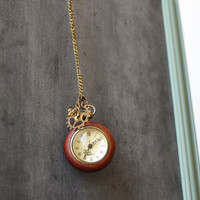 Time Orb Necklace
