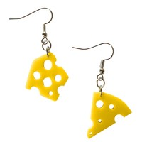 Cheesy Earrings