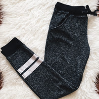 Luxe Sporty Joggers