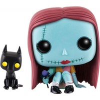 Nightmare Before Christmas | Seated Sally POP! VINYL [NYCC 2016]