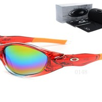 OKEY AA Sports Sunglasses for men women Baseball Running Cycling Fishing Golf Tr90 Durable Frame [2974244779]