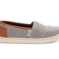 FROST GREY CHAMBRAY YOUTH CLASSICS