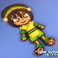 Toph from Avatar the Last Airbender  Custom by GeekMythologyCrafts