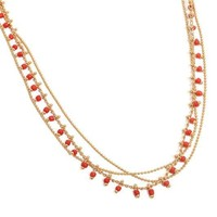 Anica Beaded Necklace