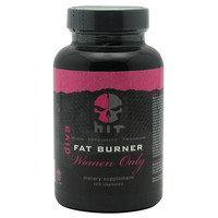 HiT Supplements Diva Fat Burner Women Only, 120 Capsules