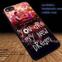 Disney Tangled Quote DOP1295 iPhone 6s 6 6s+ 5c 5s Cases Samsung Galaxy s5 s6 Edge+ NOTE 5 4 3 #quote