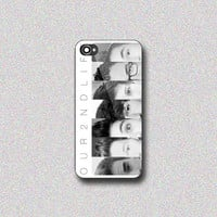 Our 2nd Life - Print on Hard Cover for iPhone 4/4s, iPhone 5/5s, iPhone 5c - Choose the option in right side