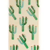 Saguaros in Bloom Soft Silicon Phone Shell Cover For Apple iPhone 6  6S Case