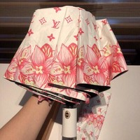 LV Fashion Folding Umbrella