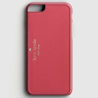 Kate Spade Pink Wallet iPhone 6/6S Case