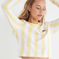 FILA + Pierre Cardin Striped Long Sleeve Tee | Urban Outfitters