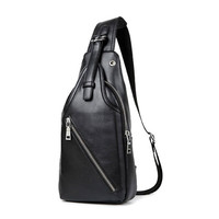 Men Outdoor Casual Vintage Crossbody Bag Leisure Shoulder Bag
