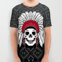 Southern Death Cult All Over Print Shirt by Chobopop