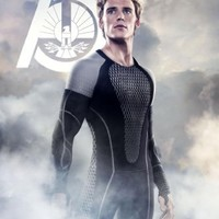 The Hunger Games Catching Fire (2013) 12X18 Movies Poster (THICK) - Jennifer Lawrence, Josh Hutcherson, Liam Hemsworth