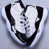 Nike Air Jordan 11 AJ11 Woman Men Fashion Sneakers Sport Shoes 3#