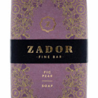 Fine Fig+Pear Soap