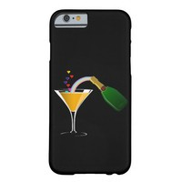 Champagne Toast Barely There iPhone 6 Case