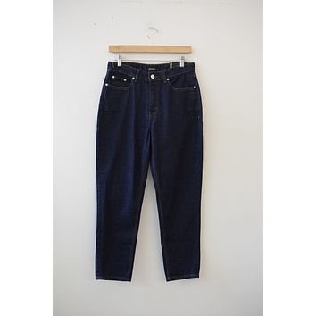 "Frank & Oak ""Billie"" Relaxed Fit Denim (26)"