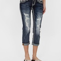 Rock Revival Noelle Stretch Cropped Jean