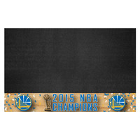 Golden State Warriors 2015 NBA Champion Vinyl Grill Mat
