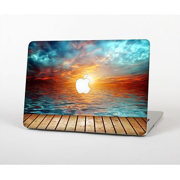 The Paradise Sunset Ocean Dock Skin for the Apple MacBook Pro Retina 15""