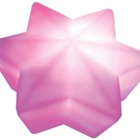 Good Times 21-Pack Floating Star Luminary with Color Changing LED's for Both in and Out of Wate (Discontinued by Manufacturer)