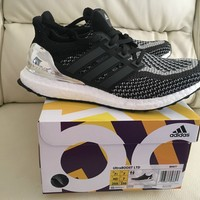 ADIDAS ULTRABOOST ULTRA BOOST SILVER OLYMPIC PACK SIZES UK 10.5 & 11.5 NEW
