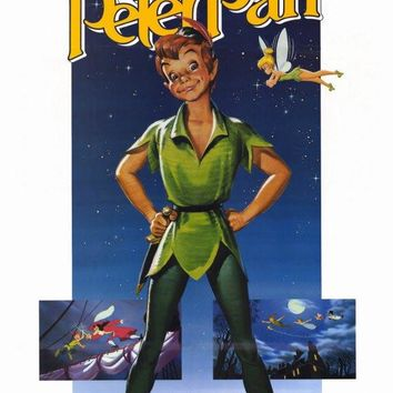 Peter Pan 27x40 Movie Poster (1982)